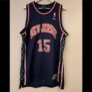 Vintage NBA New Jersey Nets Vince Carter Jersey